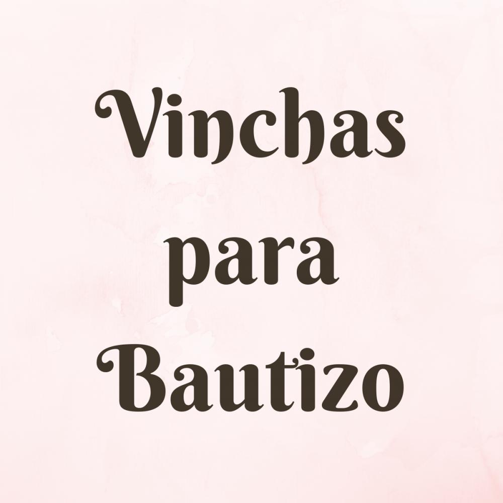 Vinchas para Bautizo
