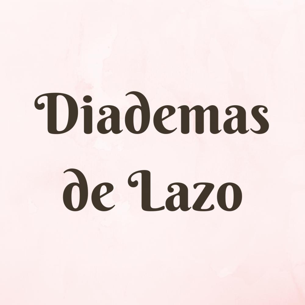 Diademas de Lazo