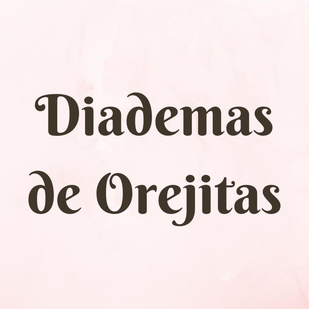 Diademas de Orejitas