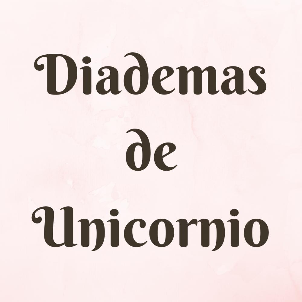 Diademas de Unicornio