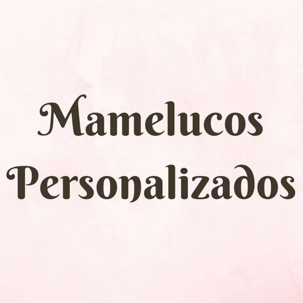 Mamelucos Personalizados