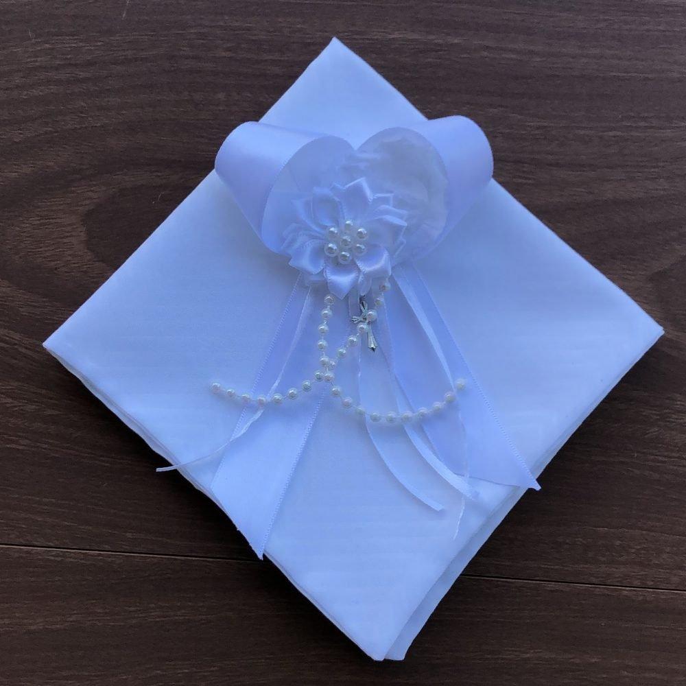 Paño Blanco para Bautizo Alexandra