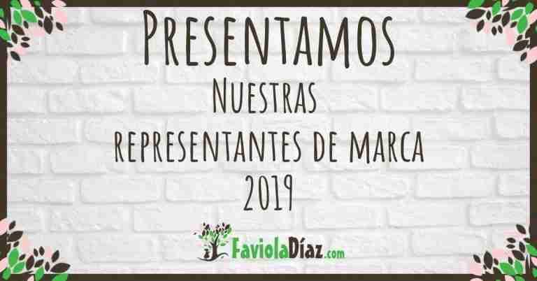 Representantes de Marca 2019