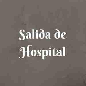 Salida de Hospital