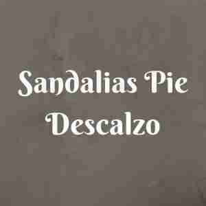Sandalias Pie Descalzo